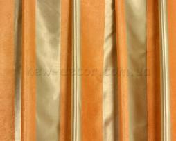 Штора Strip Orange (1)