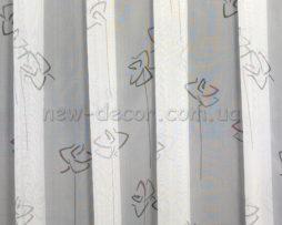 Тюль Blume White (1)